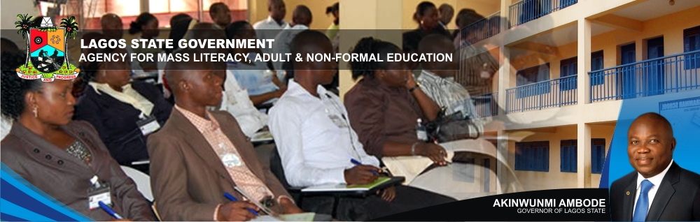 Lagos State Agency for  Mass Literacy,Adult & Non-Formal Education